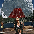 Paraglider by Slim Aarons