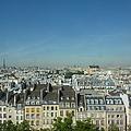 Paris Cityscape by Marion De Man