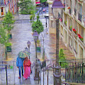 Paris Sous La Pluie by Nikolyn McDonald
