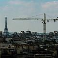 Paris Towers by Juan Contreras