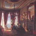 Parlor Of John Bullard by Reynold Jay