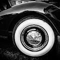 Partial Of 80 Years Old Buick by Fei A
