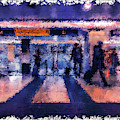Passengers #3 by Claudio Lepri