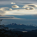 Patagonian Sky At Twilight by Mark Hunter