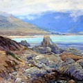 Path Along The Shore by Guy Rose