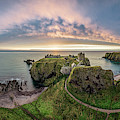 Path To Dunnottar Castle by Dave Bowman