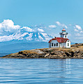 Patos Island Lighthouse  by Rand