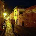 Patzcuaro Street by Rosanne Licciardi