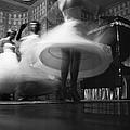 Pavilion Blur by Thurston Hopkins