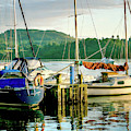 Peace In Lake Windermere by Lance Sheridan-Peel