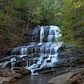 Pearson's Fall And Glen - Saluda North Carolina by Dale Powell