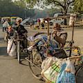 Pedicabs 01 by Werner Padarin