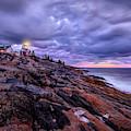 Pemaquid Lighthouse  by Harriet Feagin