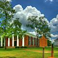 Penfield Baptist Church 7 Baptist Church Art by Reid Callaway
