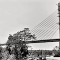 Penobscot Narrows Bridge And Observatory by Catherine Melvin