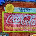 Petalima's Drink Coca-cola by Garry Gay