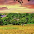 Petersham Landscape by Leigh Kemp