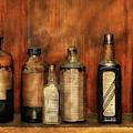 Pharmacy - Burdock Blood Bitters by Mike Savad