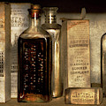 Pharmacy - Things In Bottles And Boxes by Mike Savad