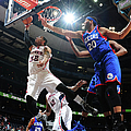 Philadelphia 76ers V Atlanta Hawks by Scott Cunningham