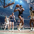 Philadelphia 76ers V Boston Celtics by Dick Raphael