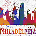 Philly Color Splash by Dan Sproul