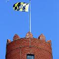 Phoenix Shot Tower Baltimore by James Brunker