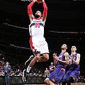 Phoenix Suns V Washington Wizards by Ned Dishman