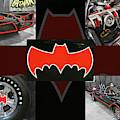 Photo Collection Of '66 Batmobile by Daniel Adams