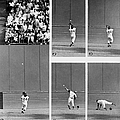 Photo Sequence Willie Mays Makes His by New York Daily News Archive