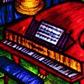Piano by Hugo Heikenwaelder