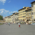 Piazza Santa Maria Novella by Michael Gerbino