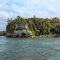 Pictured Rocks National Lakeshore by John M Bailey