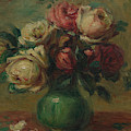 Pierre Auguste Renoir by Pierre Auguste Renoir