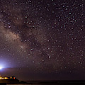 Pigeon Point And The Stars by Jack Peterson