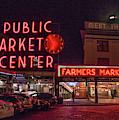 Pike Place Market.1 by E Faithe Lester