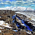 Pingvellir National Park by Anthony Dezenzio