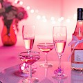 Pink Champagne by Top Wallpapers