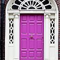 Pink Door by Opla