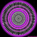 Pink Eye by Visual Artist Frank Bonilla