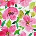 Pink Spring by Shweta Saxena