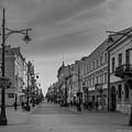 Piotrkowska Street by Fabio Gomes Freitas