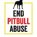 Pit Bull End Pitbull Abuse Dark American Bully Gift Dark by J P