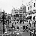 Place, San Marco Place At Venise In by Keystone-france