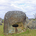 Plain Of Jars by Duang NGEUNTHEPPHADA