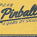 Play Pinball A Game Of Skill by Edward Fielding