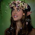 Playful Bubble Fairy by Rikk Flohr