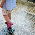 Playing In The Rain by Kaitlyn Casso