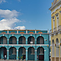 Plaza De La Vigia by Paul Rebmann