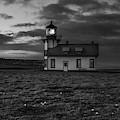 Point Cabrillo Light Station - Bw - 3 by Jonathan Hansen